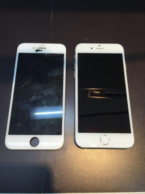iPhone6s画面修理