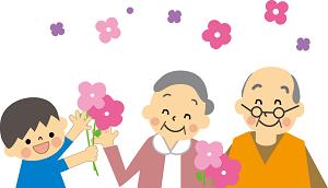 敬老の日のプレゼントに花を!人気はプリザーブドフラワー?