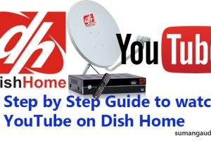 Dish Home Nepal Watch YouTube