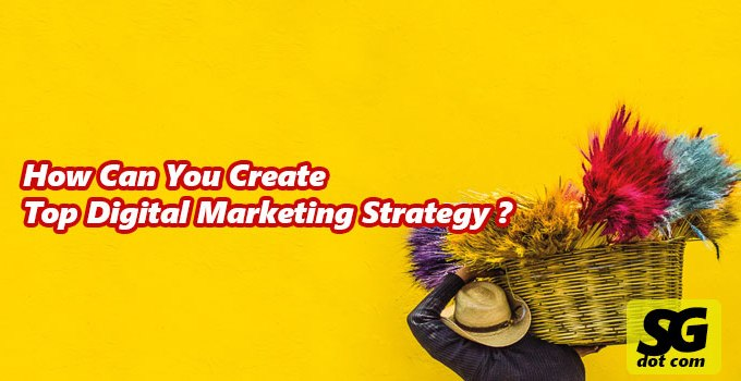 Digital Marketing Strategy Image