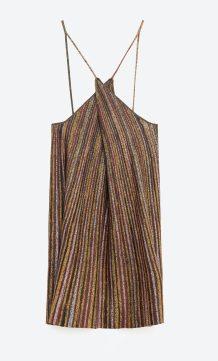 Vestido multicolor - Zara