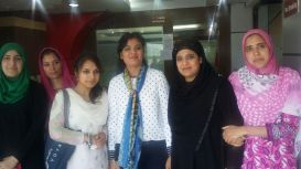 Picture time with participants from J&K Bank in Srinagar