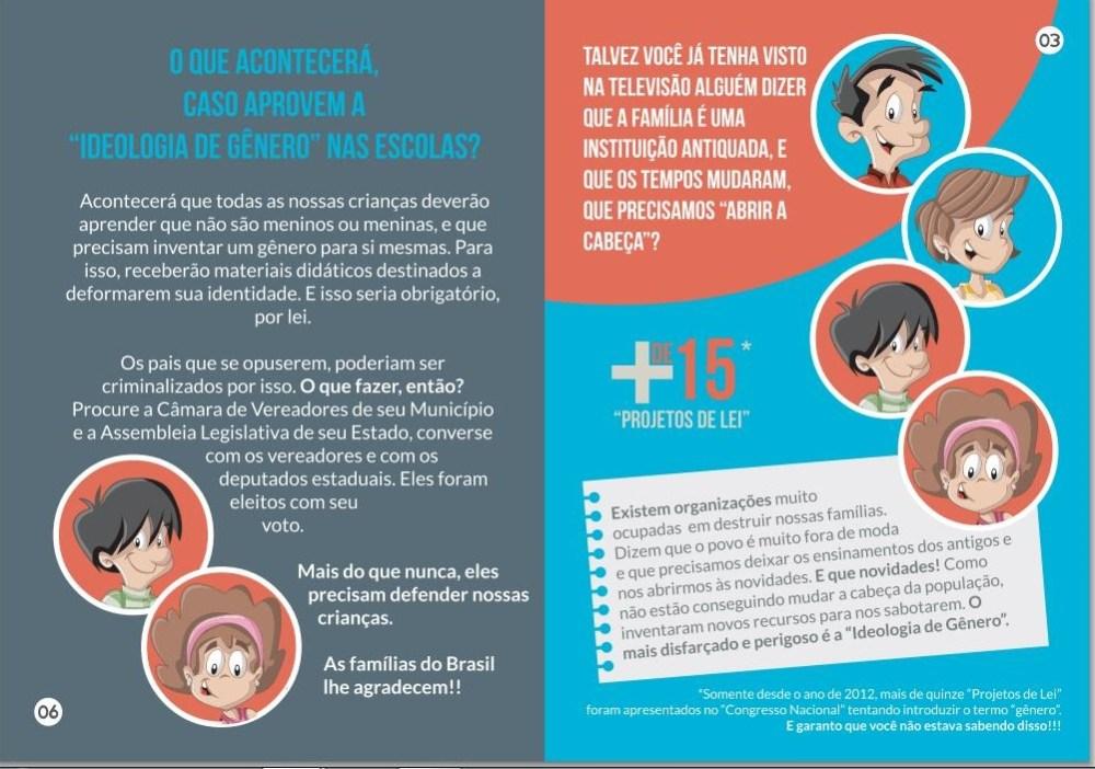 Ideologia de gênero: a votação para a implantação nos municípios é este mês!!! (2/3)