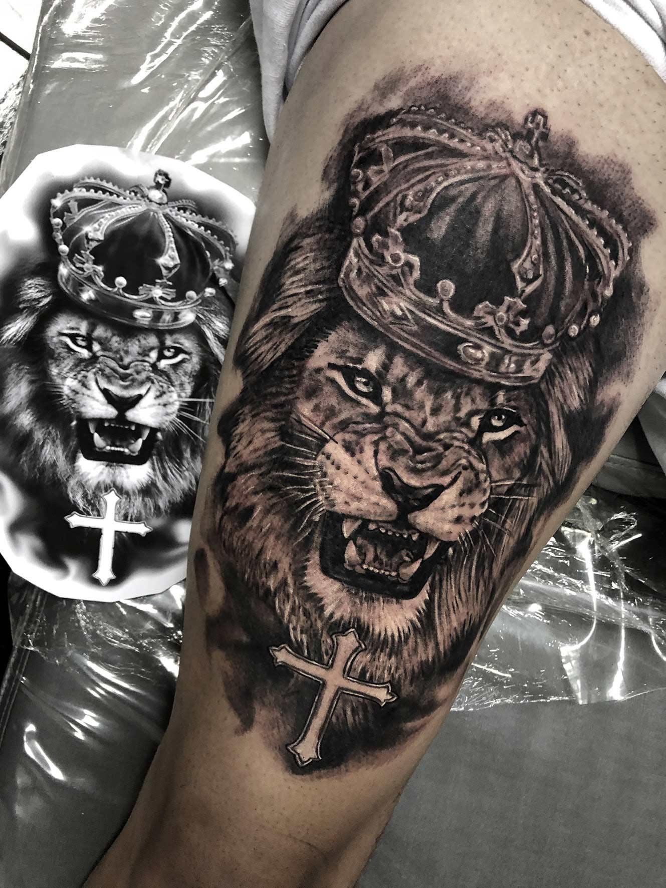 Sumati Tattoo  Arte e Design na Pele