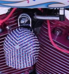 sumax hot pink pro 8mm custom wire kit [ 2591 x 1730 Pixel ]