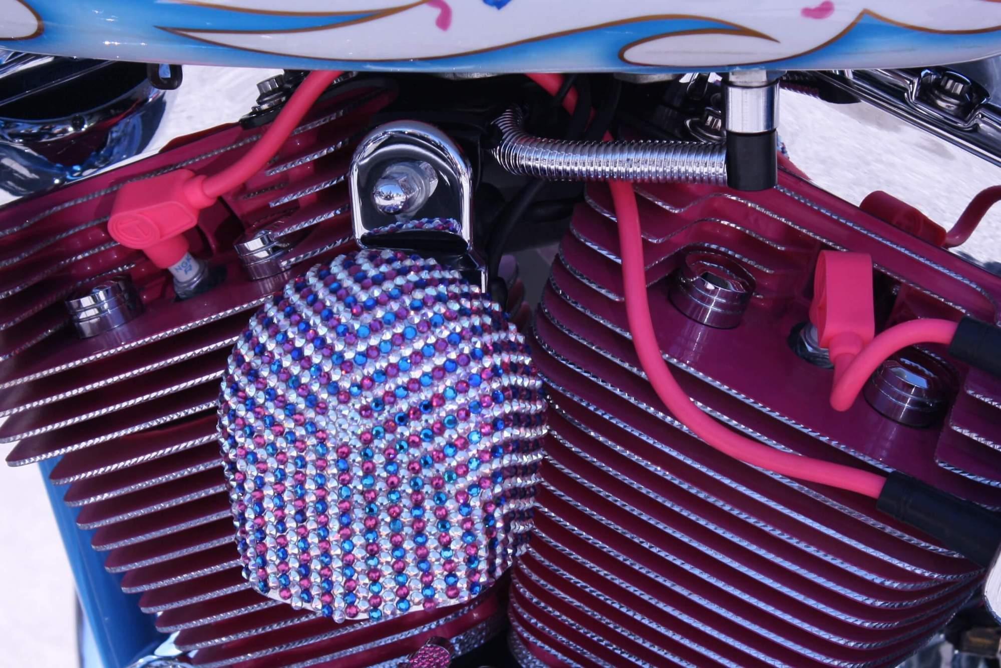 hight resolution of sumax hot pink pro 8mm custom wire kit