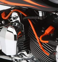 sumax thundervolt high performance 8 2mm spark plug wires harley davidson victory 8 2mm thundervolt motorcycle  [ 2160 x 1964 Pixel ]