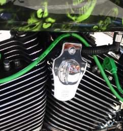 sumax universal pro 8mm green spark plug wire kits [ 2591 x 1730 Pixel ]