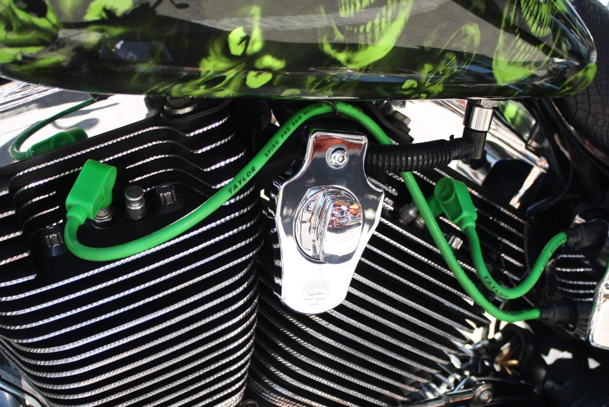 hight resolution of sumax universal pro 8mm green spark plug wire kits
