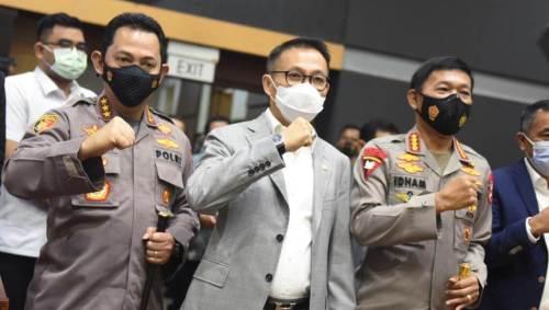 Komisi III DPR Mensetujui Listyo Sigit Prabowo Sebagai Kapolri