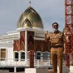 Masjid Terapung Samudera Ilahi Pesisir Rencana Diresmikan Jumat Mendatang