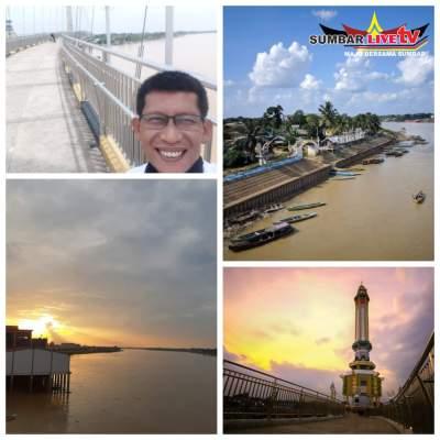 Jembatan Gentala Arasy Di Jambi