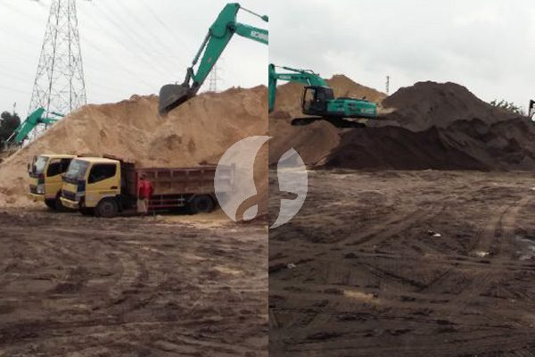 harga baja ringan per meter lampung jual pasir murah 2020