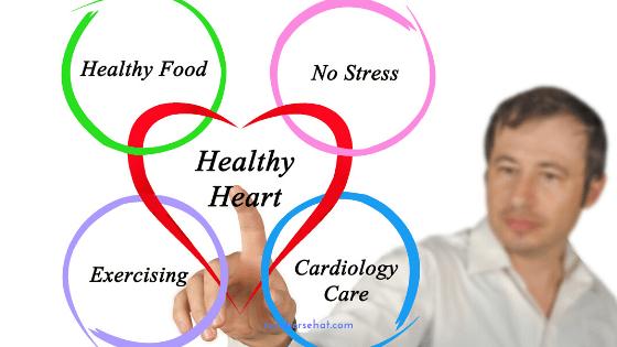 Ketahui 17 Cara Menyehatkan Jantung Agar Tidak Meninggal Secara Mendadak
