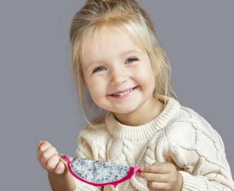 Manfaat buah naga untuk bayi