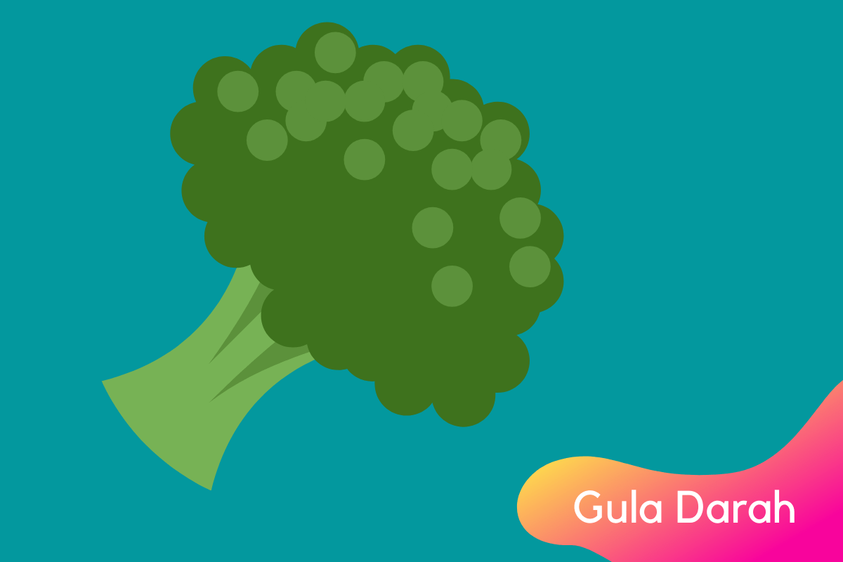 sayuran penurun gula darah