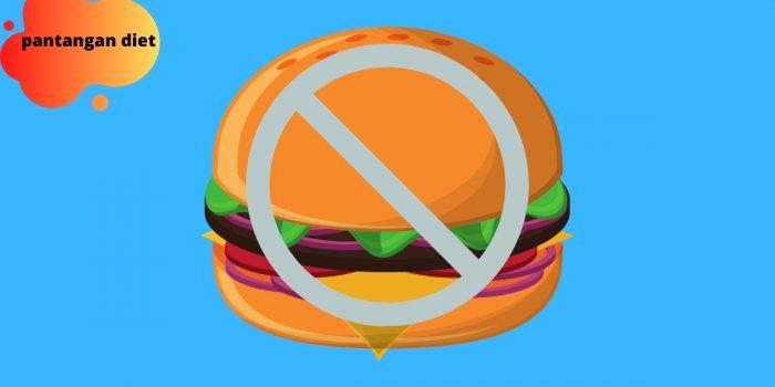pantangan makanan diet debm