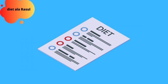 diet sehat ala rasulullah