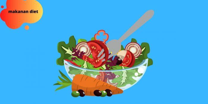 makanan untuk diet sehat tanpa nasi