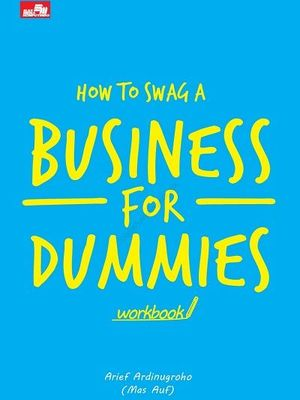 Buku How to Swag a Business for Dummies