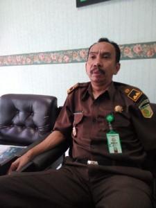Kepala Seksi Penerangan Hukum (Kasipenkum) Kejati Jabar Suparman SH.MH