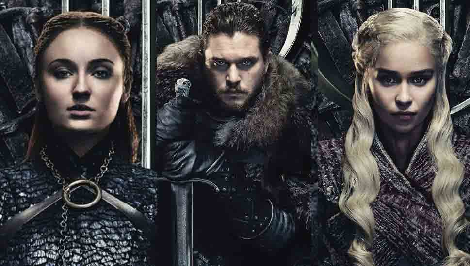 Game Of Thrones Season 8 Complete