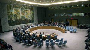 UNITED NATIONS- India and 24 others support Israel's decision on NGO.