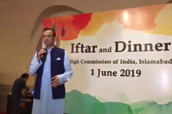 Pakistani Military Forces Aggressively Turned Away Guests from the Indian Mission-Iftar Party in Islamabad