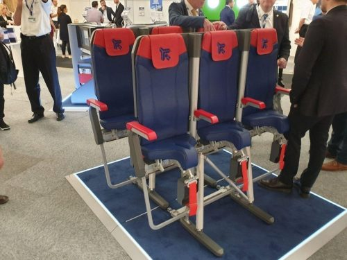Cheap Flight with Standing seats on Airplanes