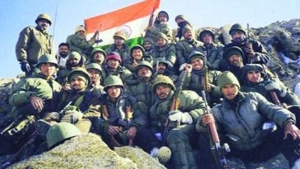 martyed solders of kargil war 1999
