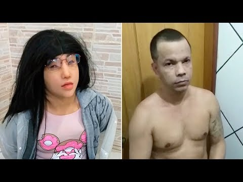 Brazilian criminal attempts to escape prison.
