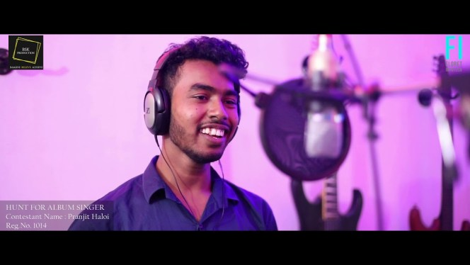 Zomato delivery guy, Pranjit turns out to be a singer.