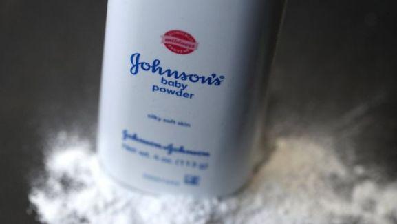 Johnson & Johnson baby powder contains Asbestos.