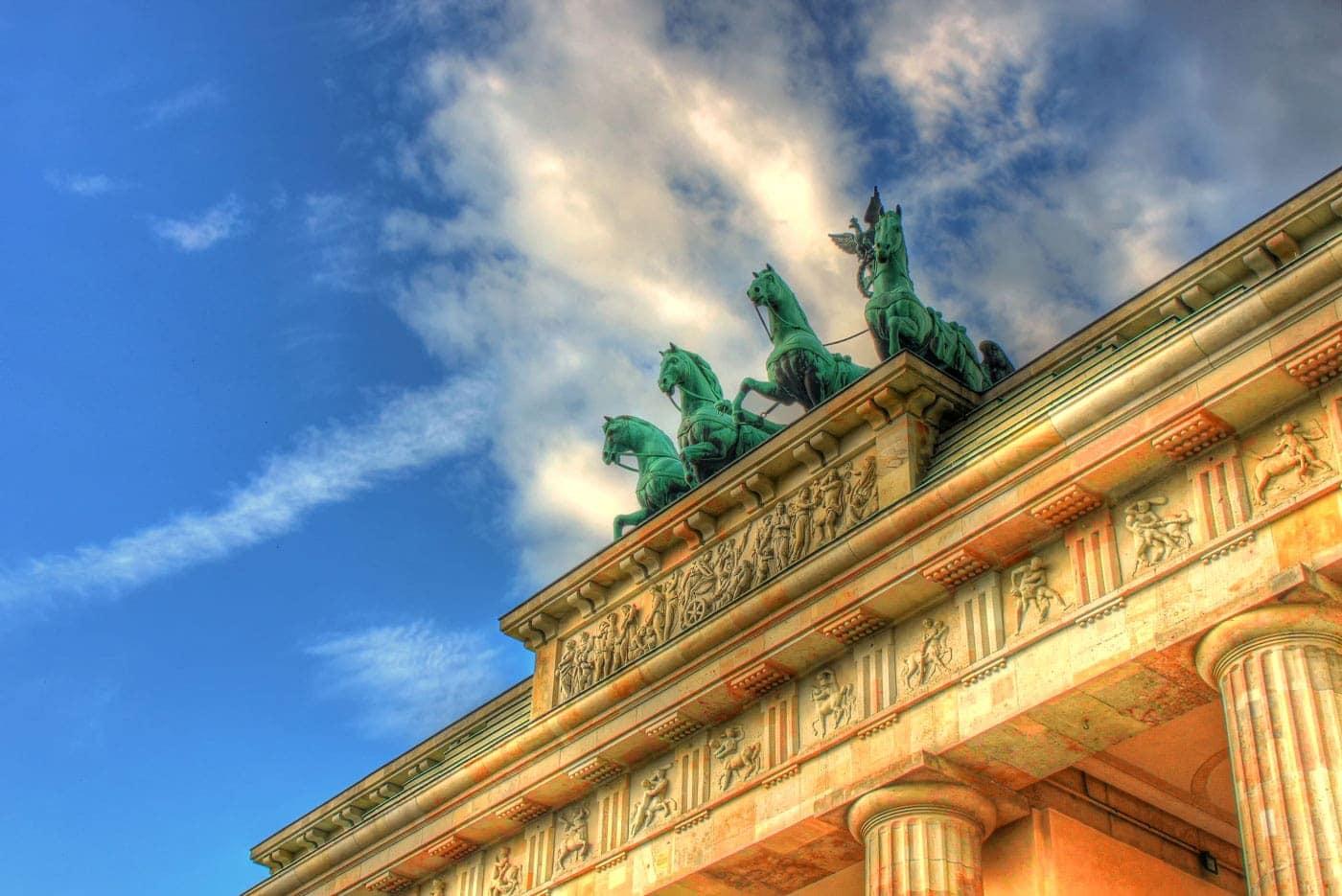 Quadriga  Berlin Germany  Sumfinity