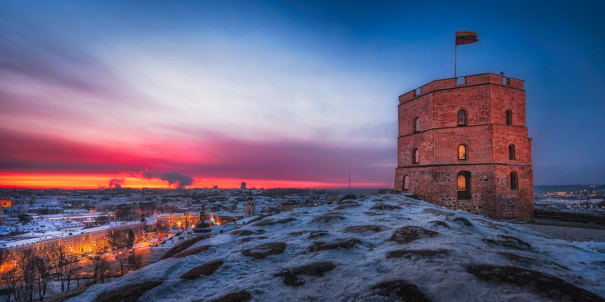 Zamek Wileński | Wilno, Litwa
