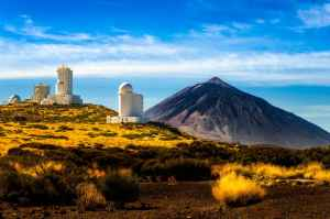 Obserwatorium na Teide | Teneryfa, Hiszpania
