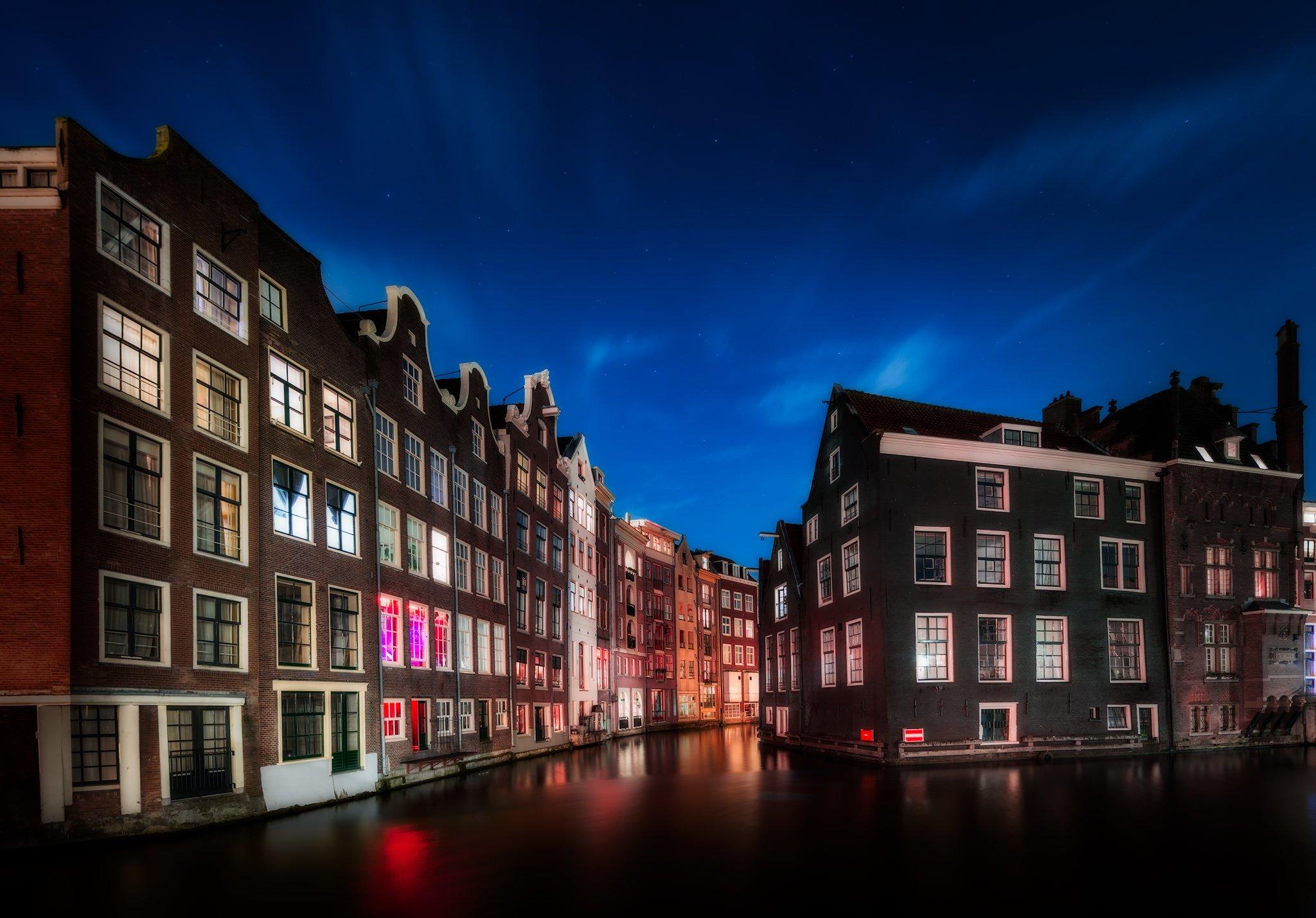 Rotlichtviertel | Amsterdam, Niederlande