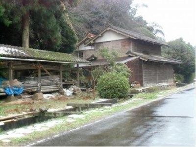 島根県松江市 自然に囲まれた田舎物件 300万円