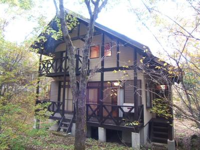 群馬県嬬恋村 寿の郷 別荘 600万円
