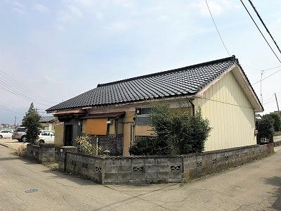 福島県喜多方市 街中の田舎物件 300万円