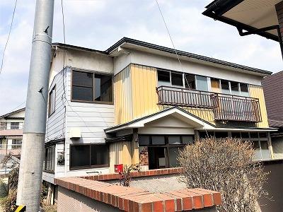 福島県喜多方市の別荘&田舎物件 街中の住宅物件 270万円