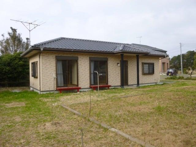 茨城県鉾田市 バリアフリー平屋建 2LDK 790万円