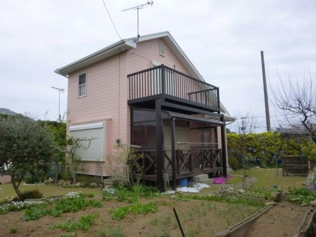 茨城県鉾田市 家庭菜園付2DK 650万円