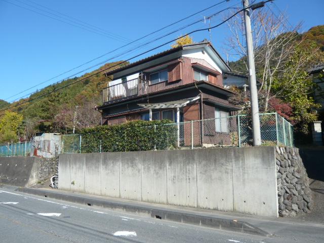 埼玉県秩父市 眺望良し2階建て 550万円
