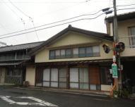 岡山県新見市の田舎物件 小さなお店が開ける江戸時代からの店舗 250万円