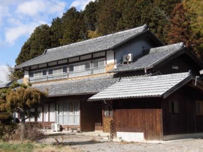三重県伊賀市の別荘&田舎物件 12SLDKの広々古民家 400万円