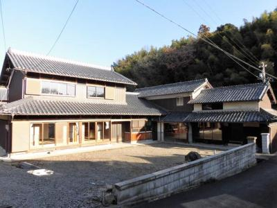 三重県伊賀市の別荘&田舎物件 日当りのよい和風邸宅 8DK 780万円