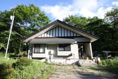 宮城県川崎町 角地で日当りのよい平屋 3K 750万円