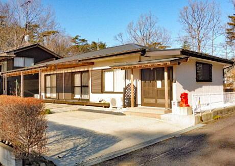 栃木県那須塩原市の別荘&田舎物件 3LDK平屋 980万円