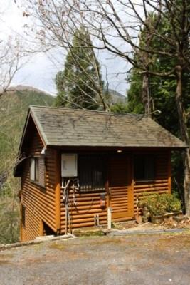 兵庫県宍粟市の別荘&田舎物件 ログハウス 1DK 280万円